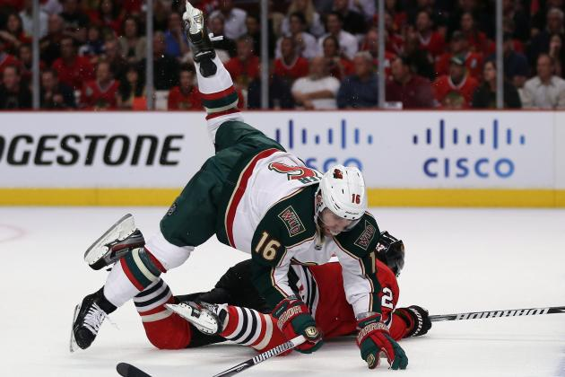 Minnesota Wild: Can Their Rookies Build On Their Game 1 Performances?
