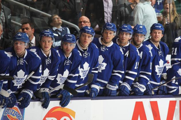 Maple Leafs Lineup Filled with Questions Prior to Game 1 Against Boston Bruins