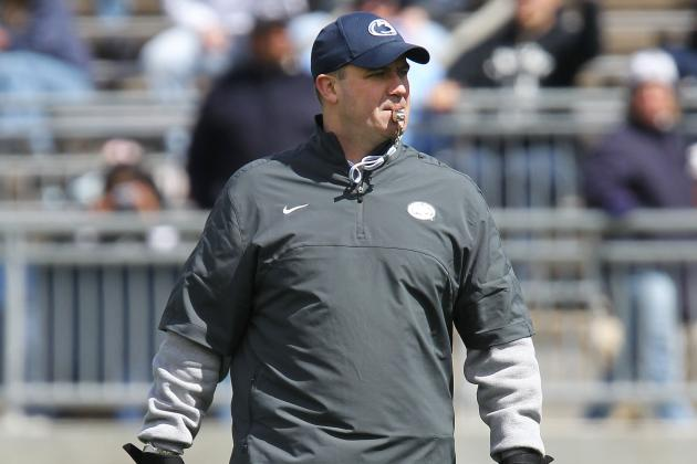 In Wake of Transfer, O' Brien Addresses PSU Quarterback Race