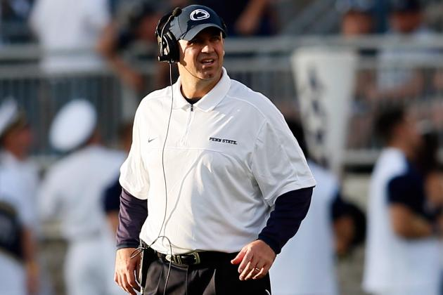 O'Brien Goes on Road to Vouch for Penn State