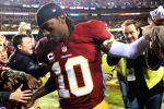 RG3 Admits Mistake in Playing Hurt Last Year