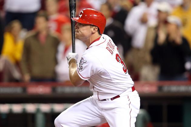 Jay Bruce Calls out the Haters on Twitter