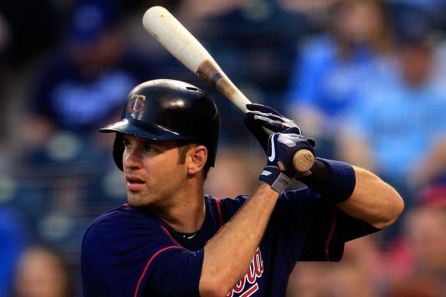 Mauer out Today vs. Tigers