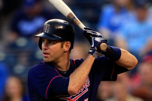Mauer out Today Among Wednesday's MLB Lineups