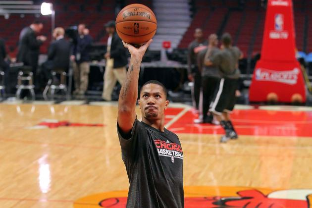 Debate: Should D-Rose Return to the Lineup in Round 2?