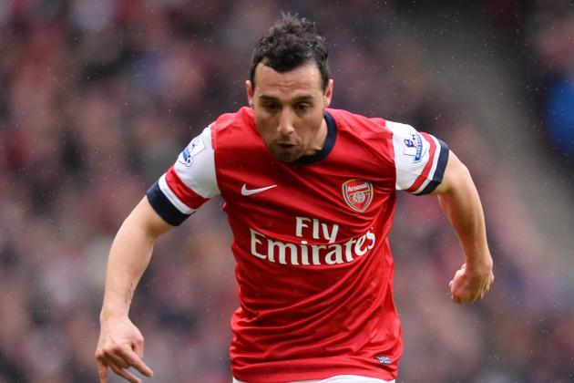 Arsenal Star Santi Cazorla Wants to Mount Title Challenge