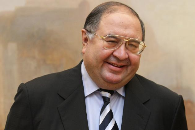 Alisher Usmanov: Arsenal Not Ambitious Enough