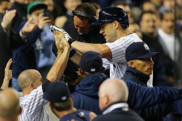MLB Castoffs Continue to Power 'No Excuses' Yankees