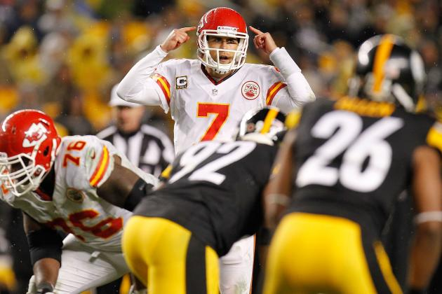 Matt Cassel Ready to Resurrect Roller-Coaster Career