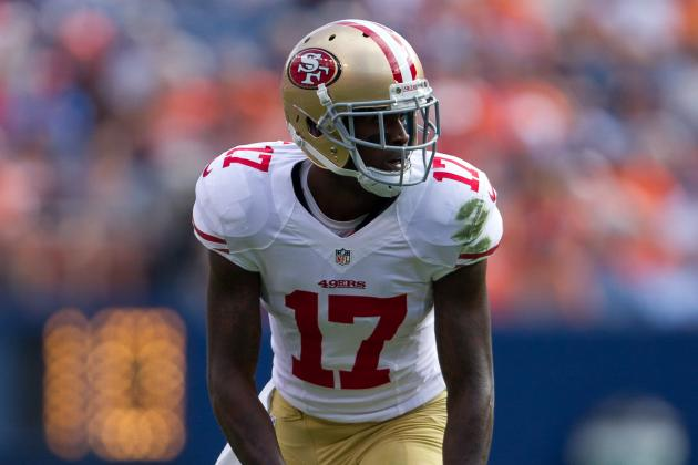 49ers No. 3 Receiver Job Is Wide Open