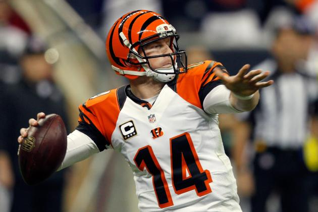 Bengals' Draft Puts More Pressure on Dalton