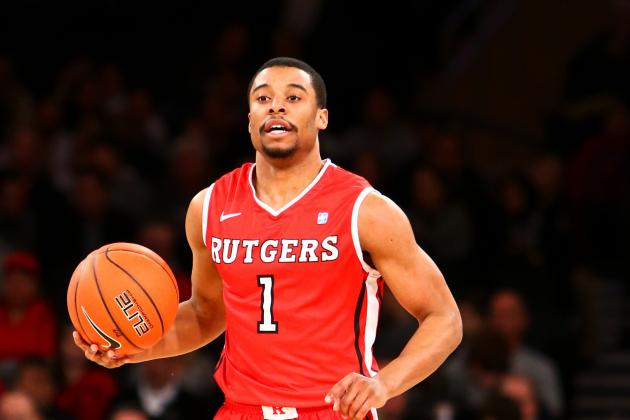 Report: Ex-Rutgers Guard Seagears Commits to Auburn