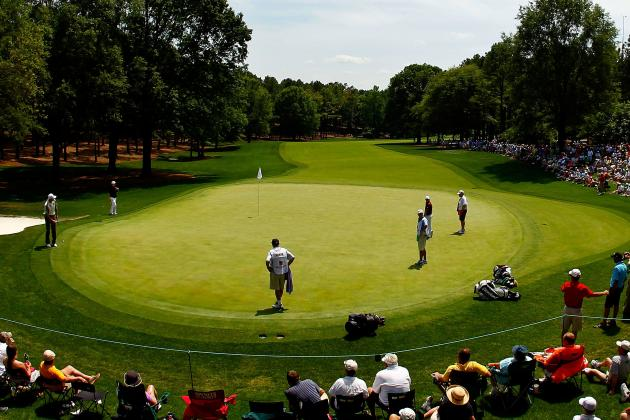 Quail Hollow Greens in Rough Shape for Wells Fargo