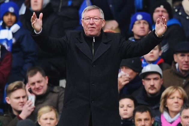 Ferguson Confident on Man Utd Deals