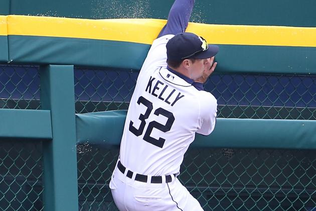 Tigers Have to Play Everybody, Including Don Kelly, Ramon Santiago
