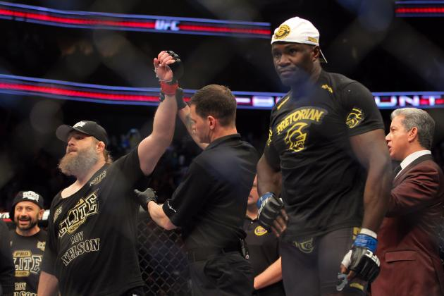 Cheick Kongo's Name Currently Missing on Heavyweight Roster at UFC.com