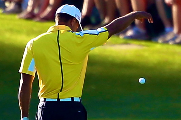 Mystery Man Who Called Masters Officials About Tiger Woods' Drop Revealed