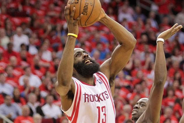 Harden Expected to Play in Game 5 Despite Illness