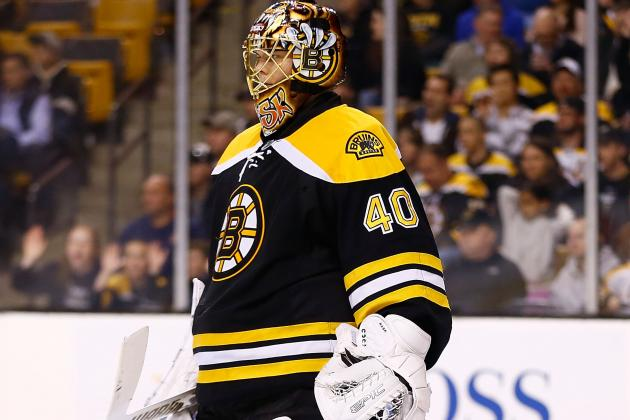 Rask's New Deal Rides on Playoff Performance