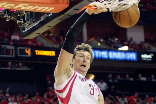 Asik Played Through Back Pain in Game 4