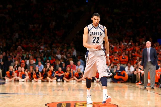 Which Prospects Are in Play with the Phoenix Suns' First-Round Draft Pick?