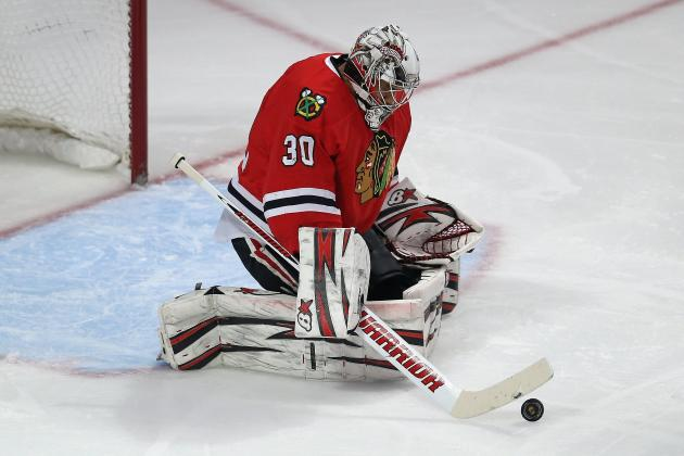 Hawks' Bolland, Emery Unlikely for Game 2