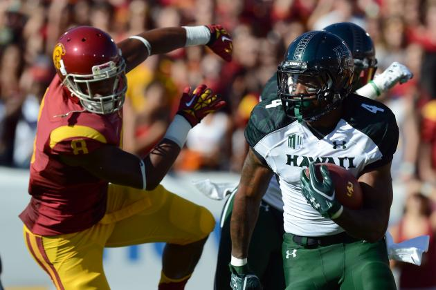 USC Football Already Under the Gun with 19-Point Spread vs. Hawaii in Opener