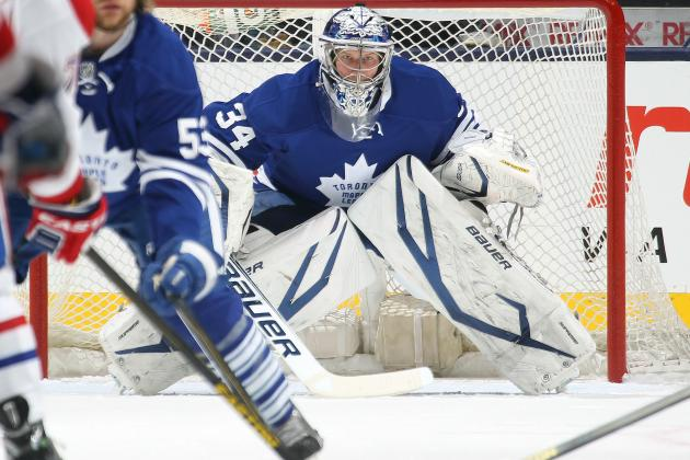 Shoalts: Weight of Toronto's Hopes Falls on Reimer