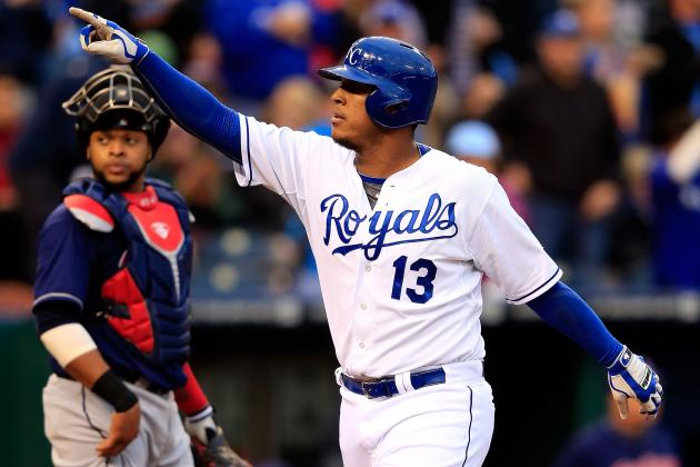 How the Kansas City Royals Might Increase Their Offensive Production