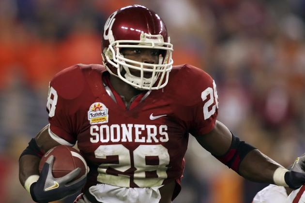 College Football's Top 50 Running Backs of the BCS Era