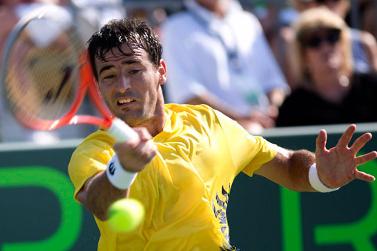 Dodic Upsets Second-Seeded Cilic in Munich