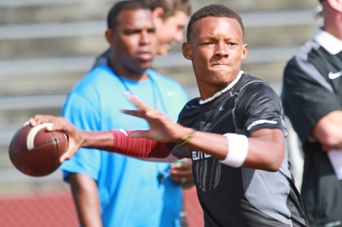 QB Commit Dobbs Has Never Missed a Day of School
