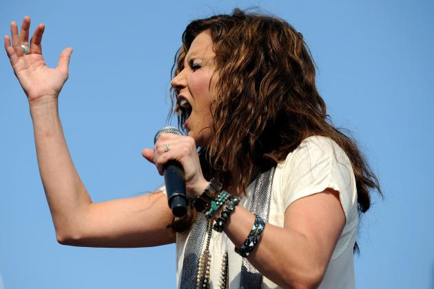 2013 Kentucky Derby National Anthem Goes to Country Singer Martina McBride