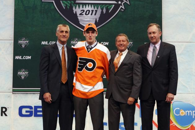 Flyers Awarded 11th Pick in the NHL Draft