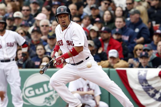 Farrell: Victorino 'Making Satisfactory Progress' While Trying to Avoid DL