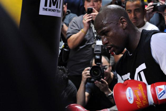 Mayweather Tired of Guerrero's Backstory