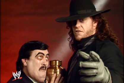 WWE News: Paul Bearer a 'Lock' for HOF 2014, but Will Undertaker Induct Him?
