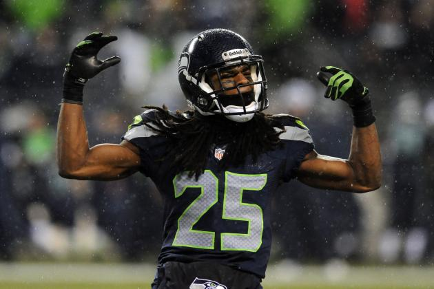Percy Harvin and Richard Sherman Will Play Madden at EMP Museum