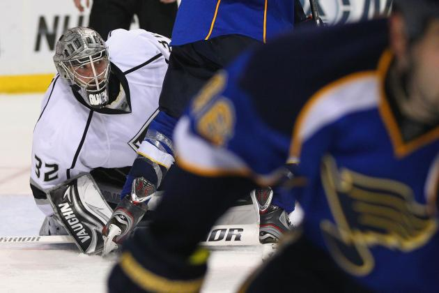 Kings Playoffs: Analyzing Jonathan Quick's Play