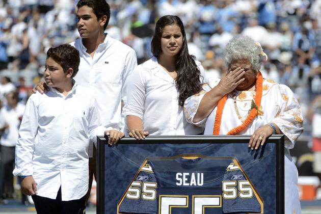 How NFL, Researchers Fought Over Seau's Brain
