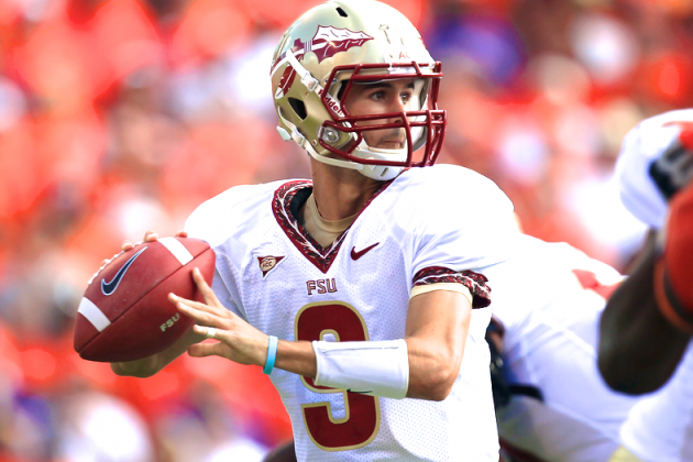 Ex-Florida State QB Clint Trickett Transfers to West Virginia