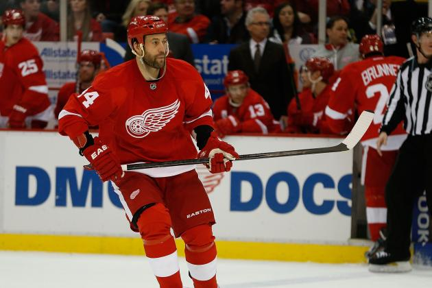 Bertuzzi Available for Game 2