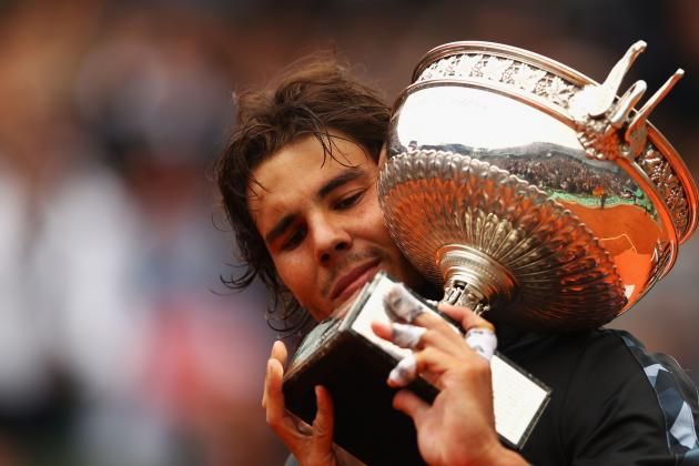 Can Rafael Nadal Go on to Become the Greatest of All Time?