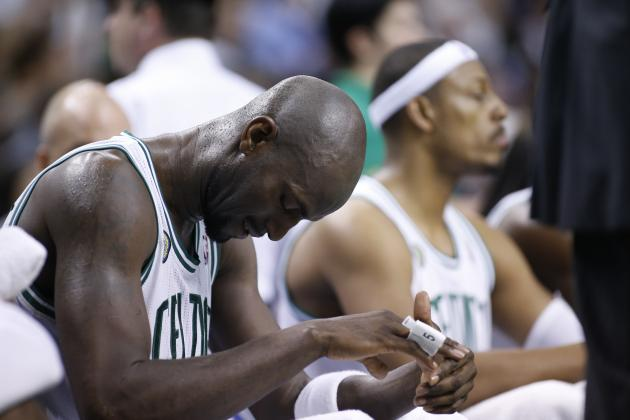 Pierce, Garnett Not Thinking About Retirement