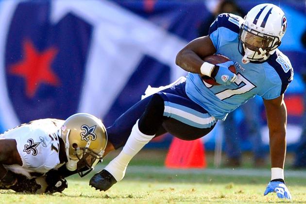 Report: Titans Release Lavelle Hawkins