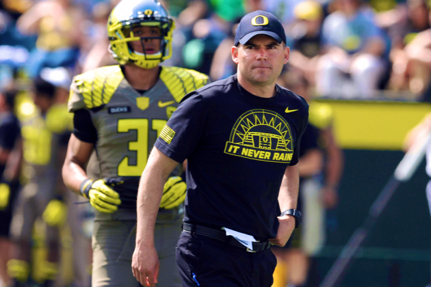 Oregon Football: Where Will the Program Be in 5 Years?