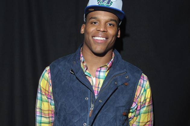 Cam Newton Creates 'MADE' Fashion Line