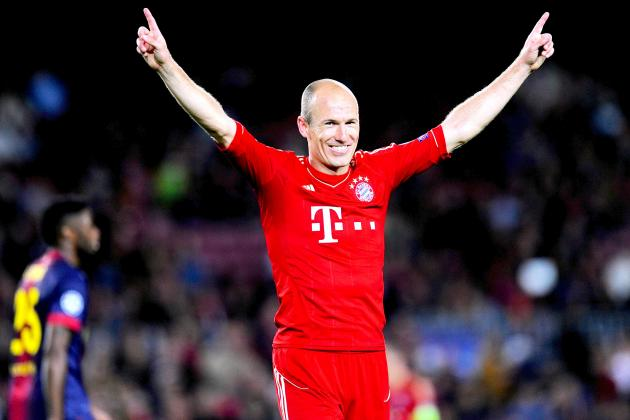 Bayern Munich Rout Barcelona, Continue March Toward Champions League Glory