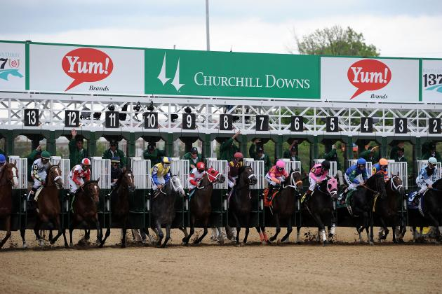 Kentucky Derby 2013 Post Positions: Full Draw Results and Early Odds