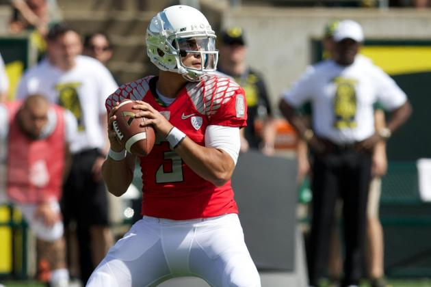 Spring Practice Review: Quarterbacks